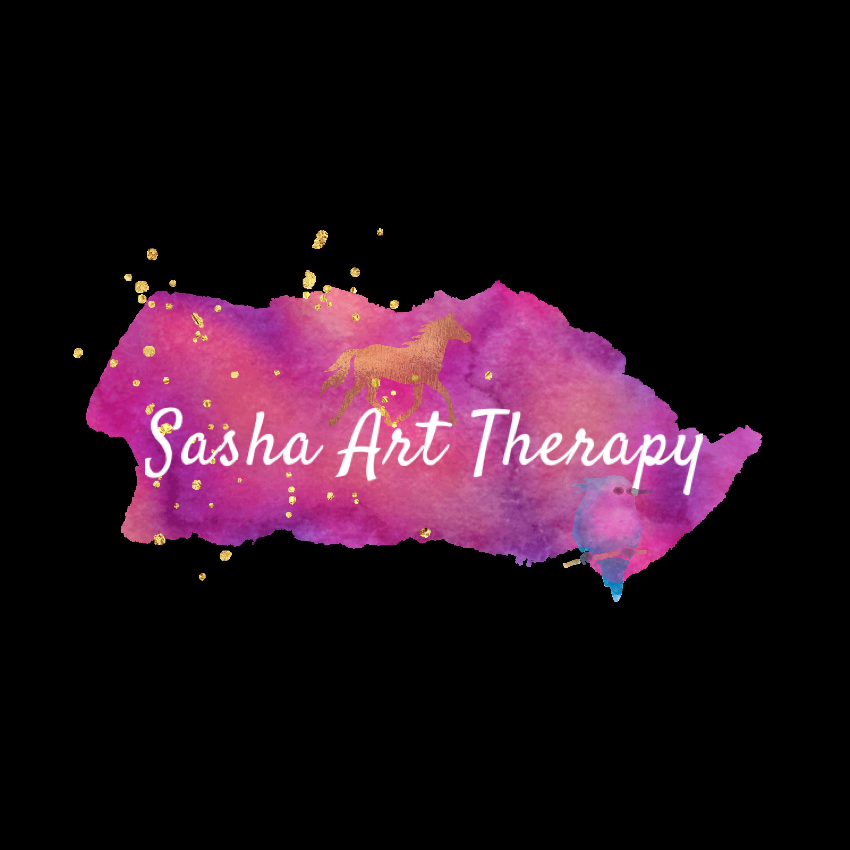 sasha art theraphy